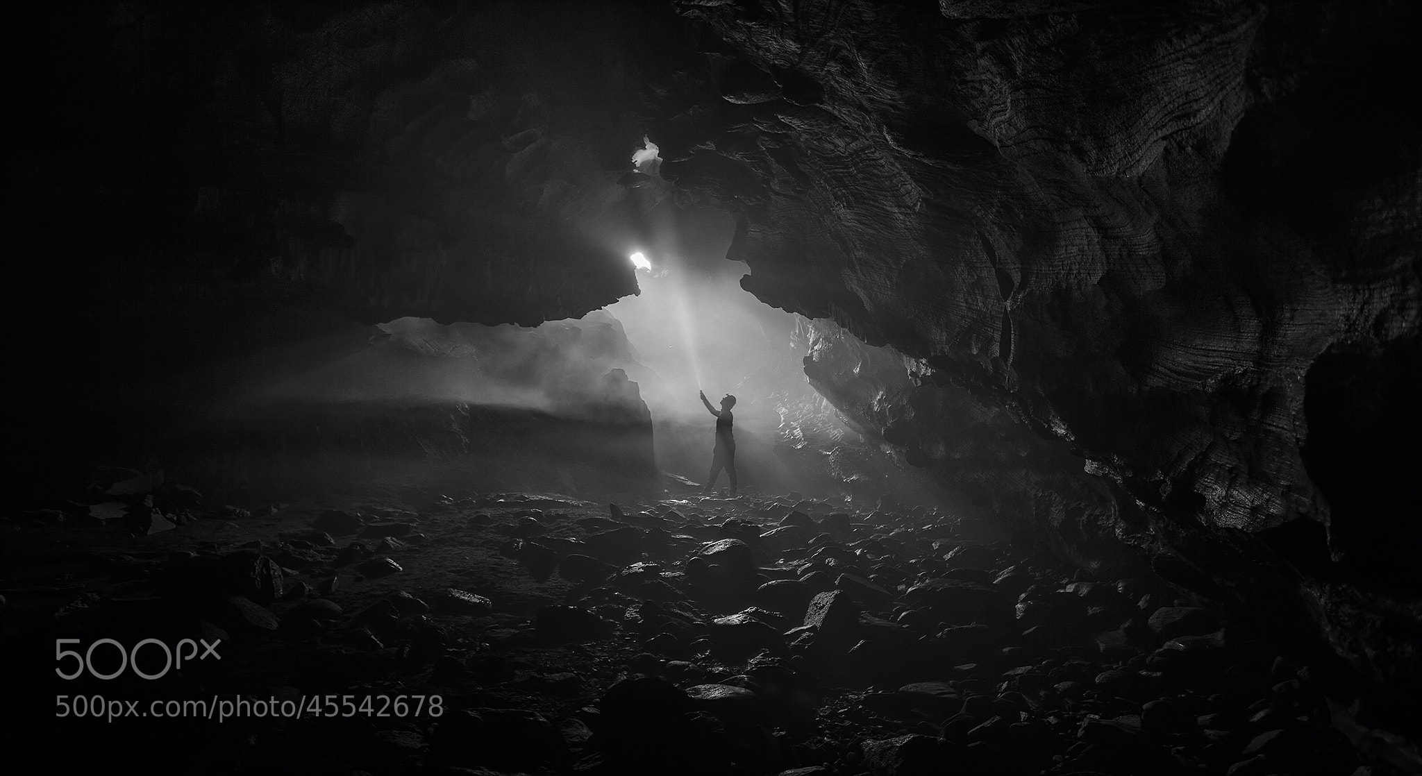 Photograph The Cave by Tommy  Angelsen on 500px