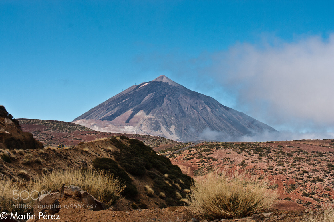 Photograph Teide volcano - Tenerife by Martín Pérez on 500px