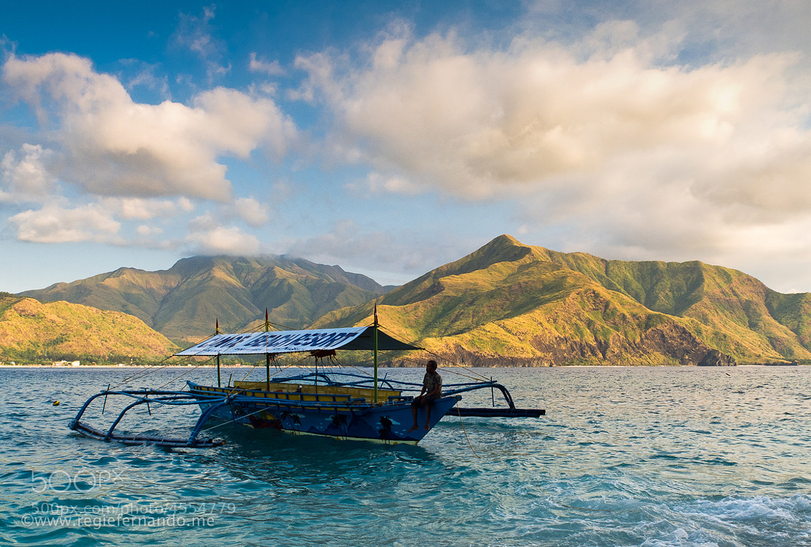 Photograph View from Camara Island, Zambales by Regie Fernando on 500px