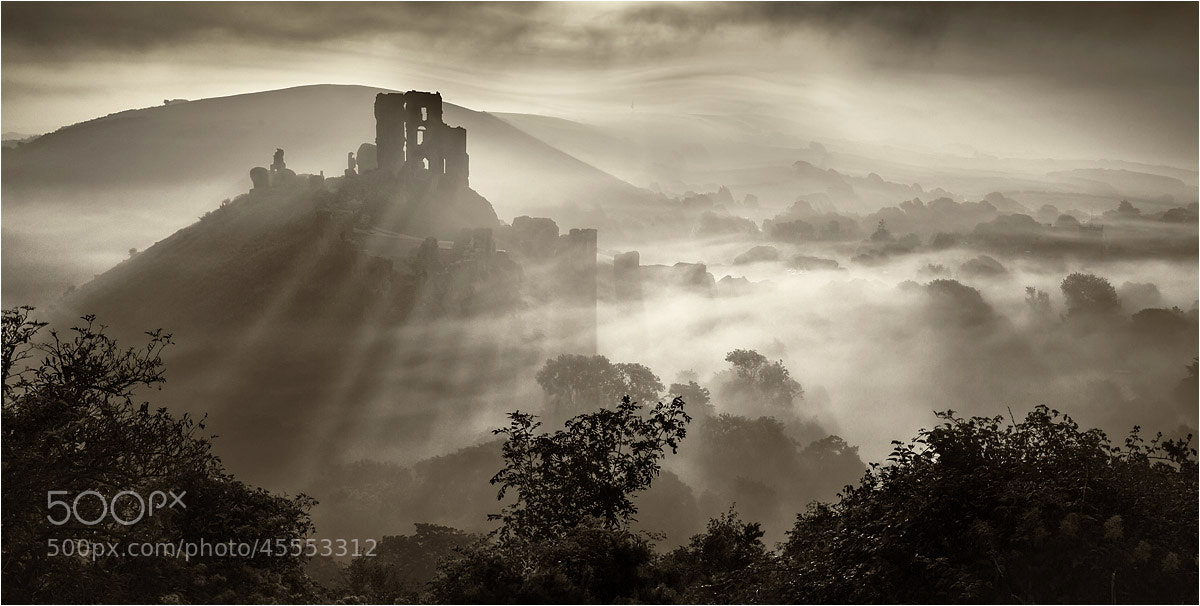 Photograph Clearing Mists by Chris Beard on 500px
