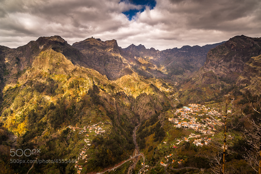 Photograph Madeira, Nun's Valley by Magnus Larsson on 500px