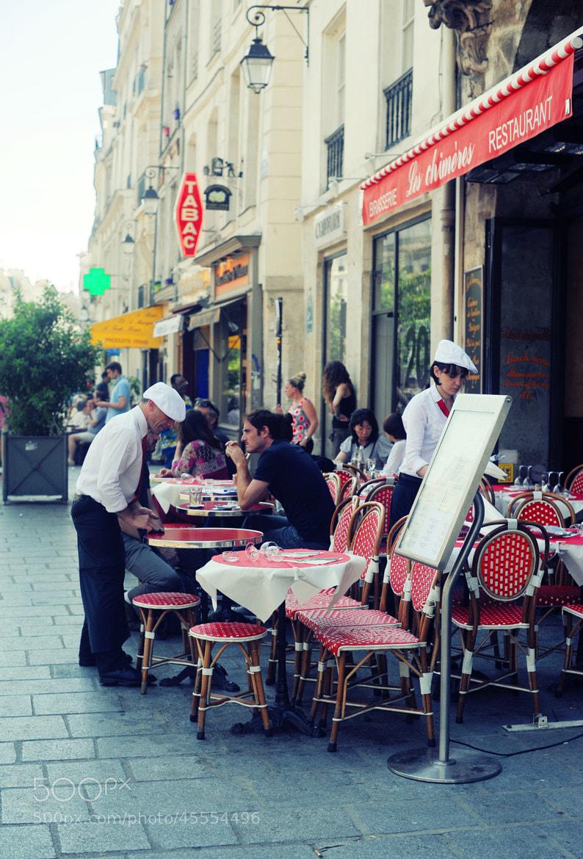 Photograph Le Marais by Federica Provini Fotografie on 500px
