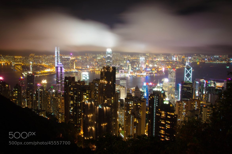 Hong Kong Island  - Magazine cover