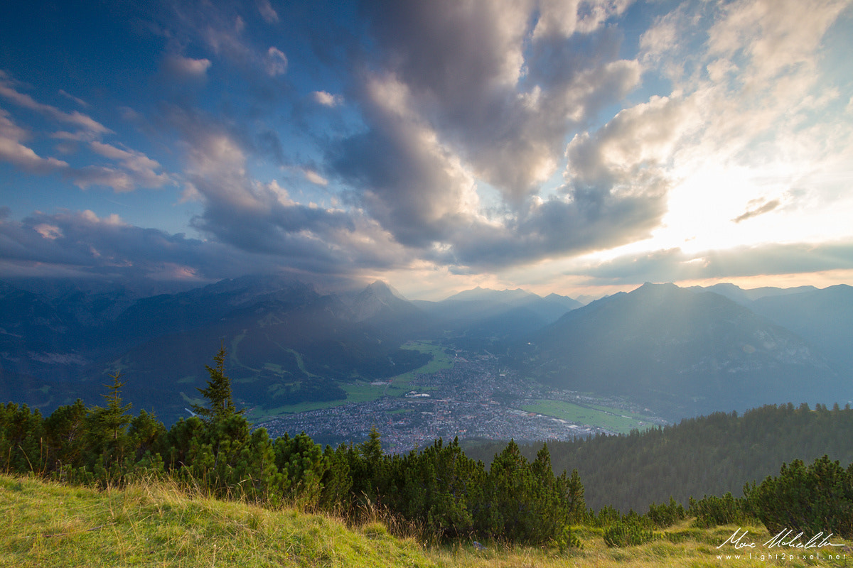 Photograph Mount Wank by Marc A. Hohenleitner on 500px