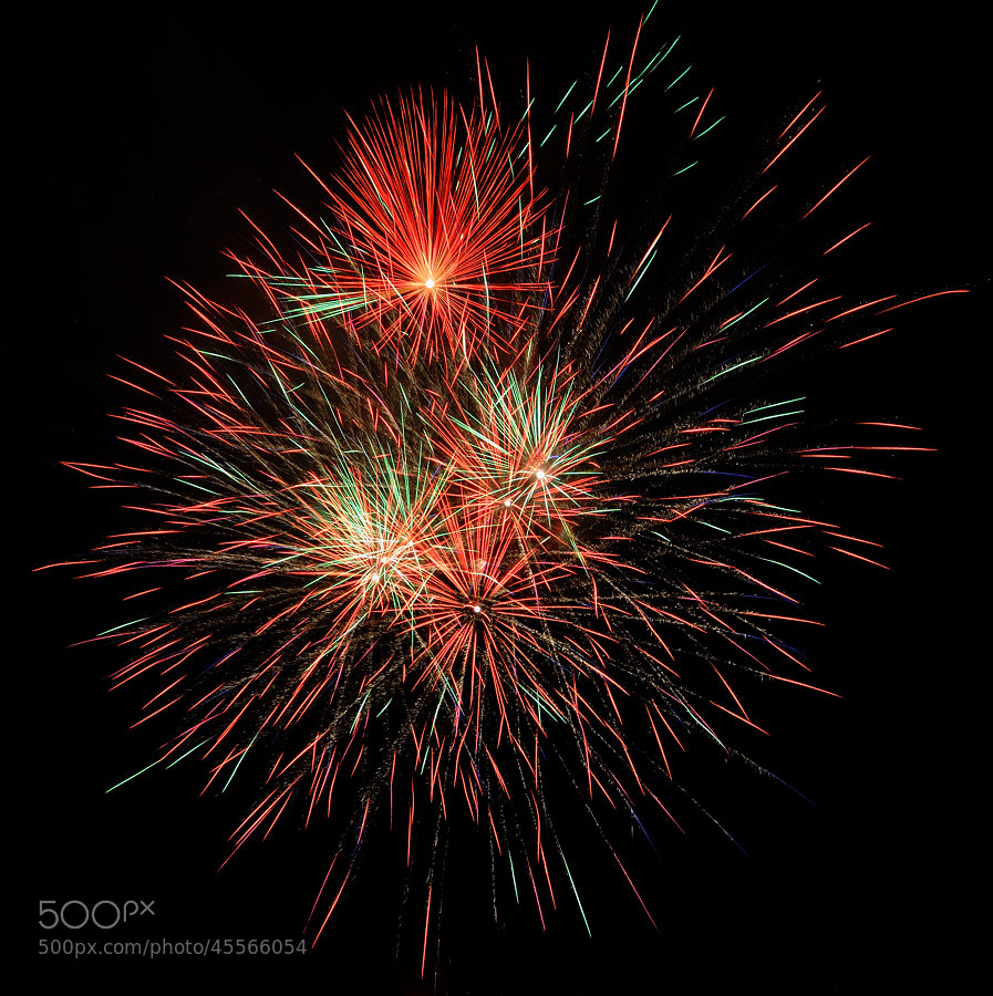 Photograph Fireworks Flanders 1 by Jimmy De Taeye on 500px