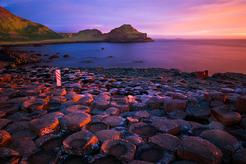 Photograph Giants Causeway by Lukasz Maksymiuk on 500px