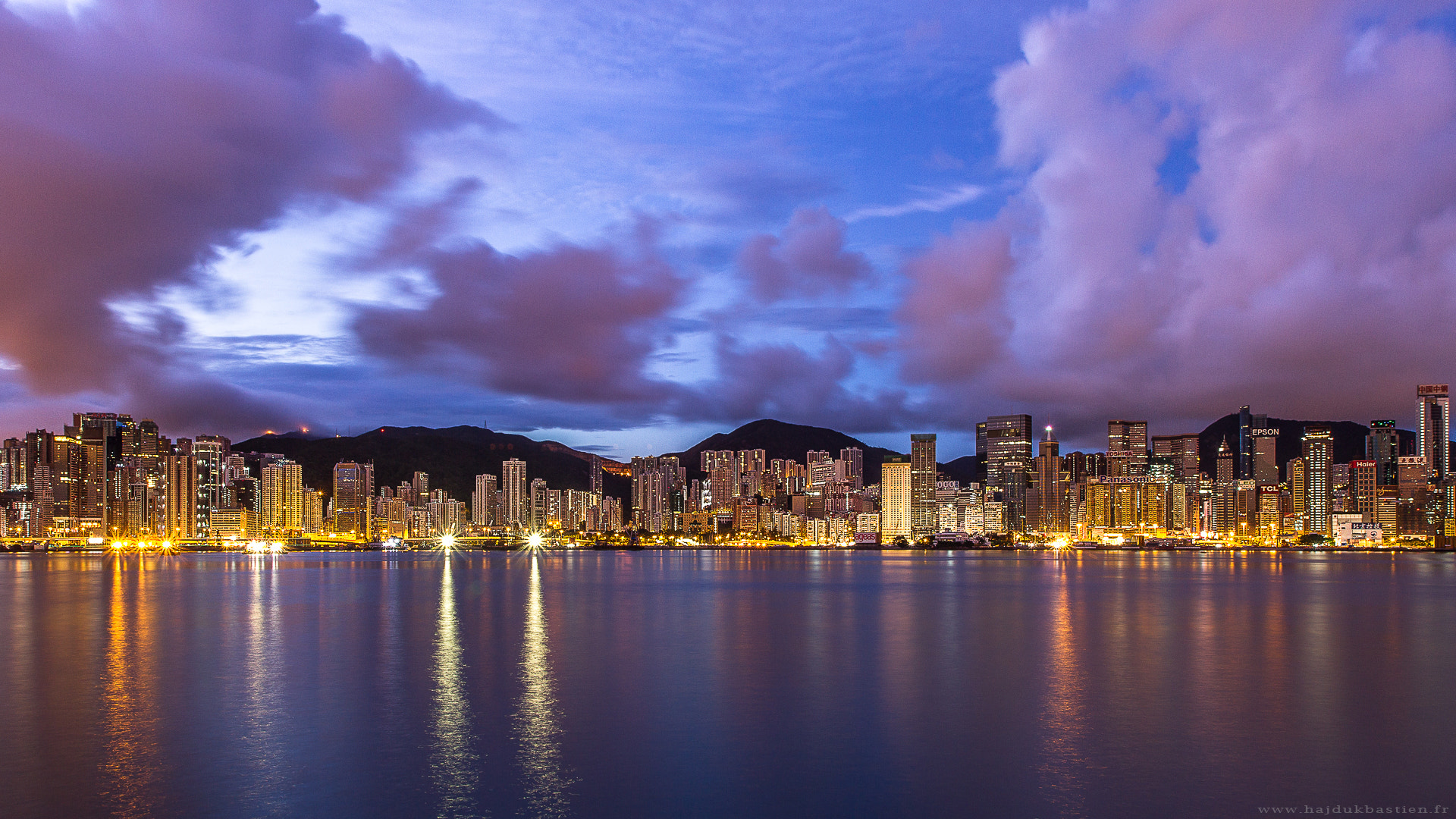 Photograph Hong Kong is waiking up by Bastien HAJDUK on 500px