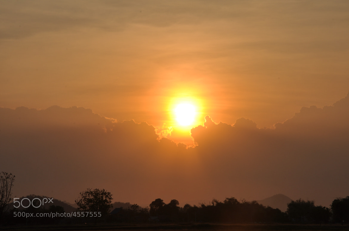 Photograph sunset#3 by Atiskit Aphinanthakit on 500px