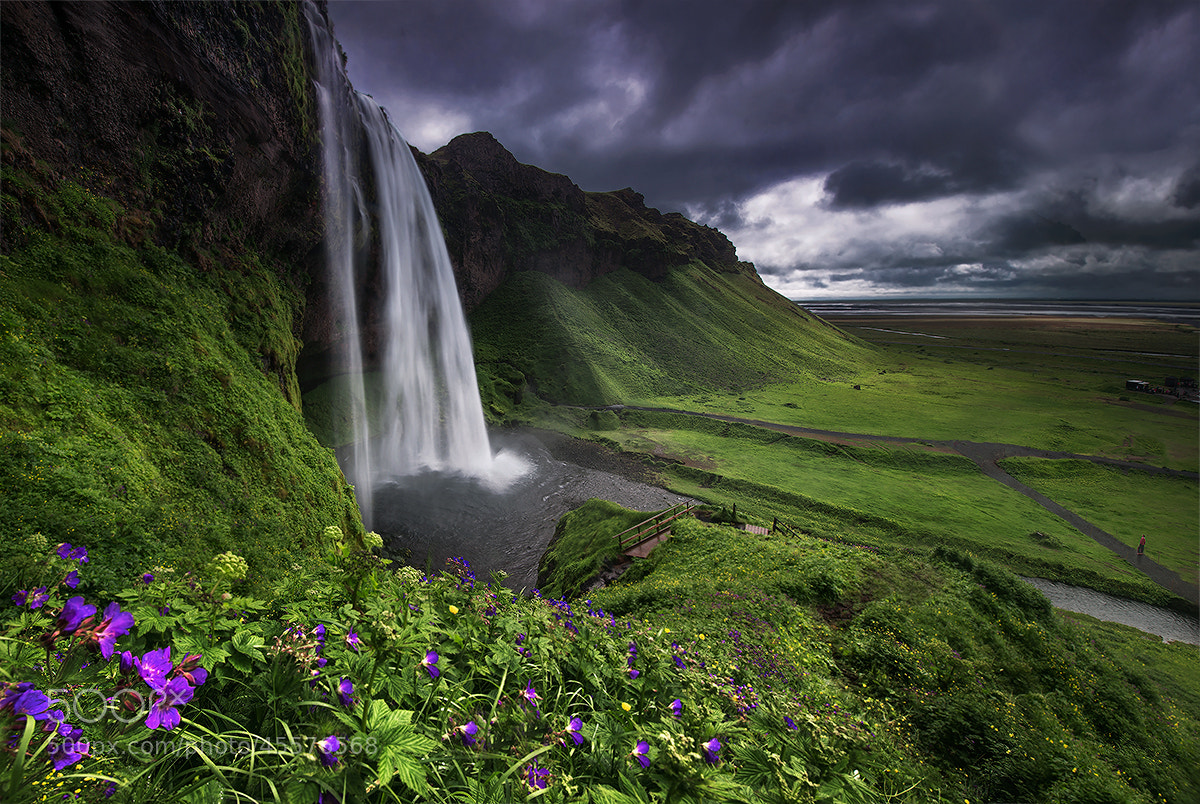Photograph Seljalandsfoss by Max Rive on 500px