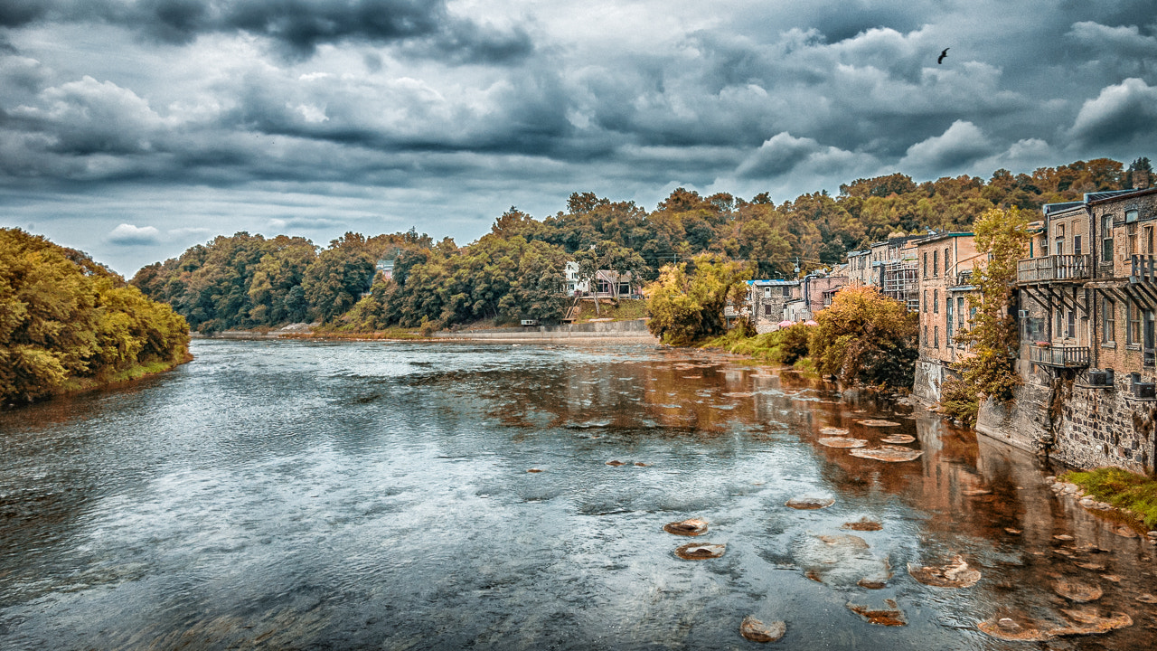Photograph Grand River by Russ Campbell on 500px