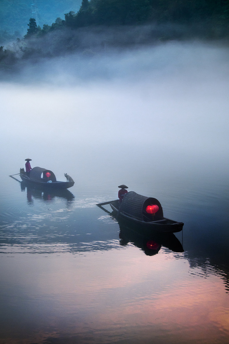 Photograph First Light by James Khoo on 500px