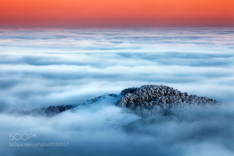 Photograph Bed of Clouds by Evgeni Dinev on 500px