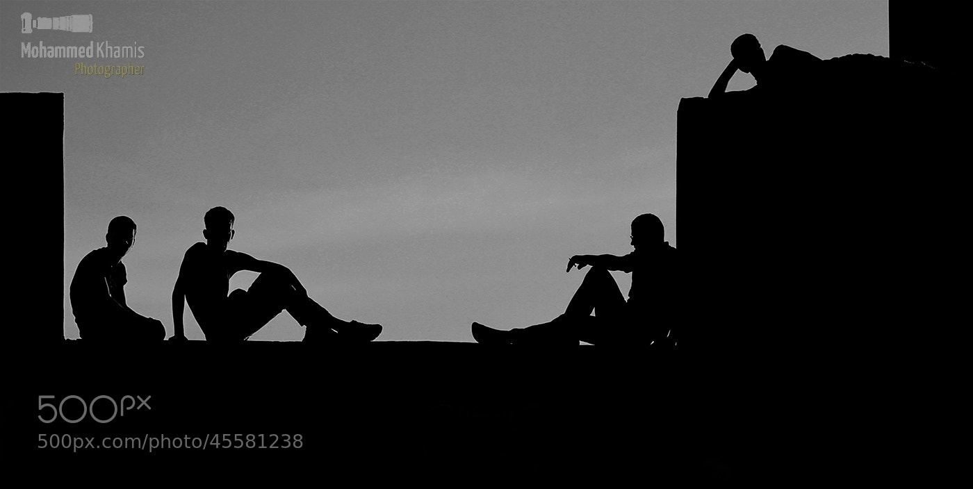 Photograph A long wait by MOHAMMED KHAMIS on 500px