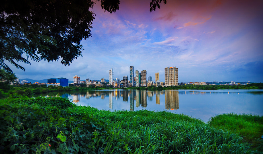 Photograph Green City by Shobin George on 500px