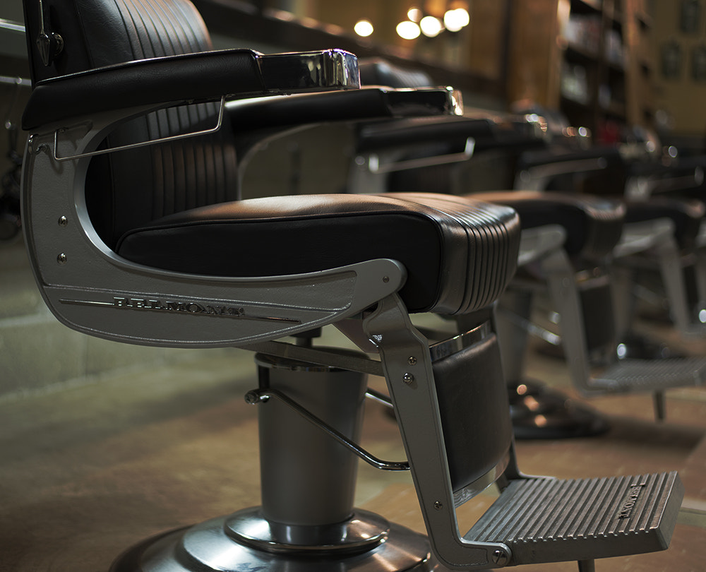 Photograph Barbershop by Tobias Smith on 500px