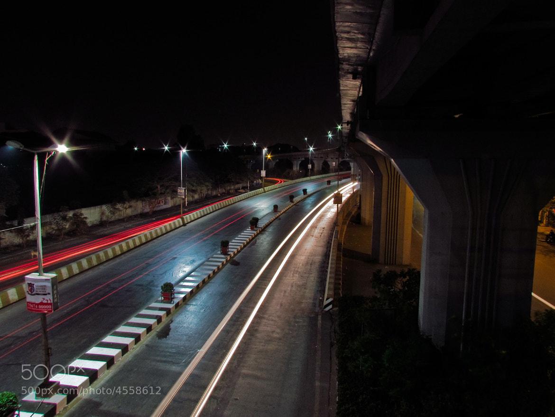 Photograph flyover bridge by Nauzer Kasad on 500px