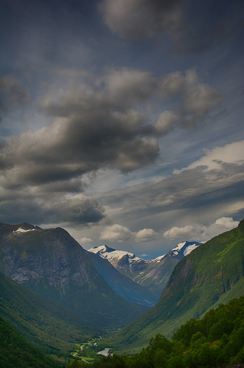 Photograph Mountains of Norway by Jon Lier on 500px