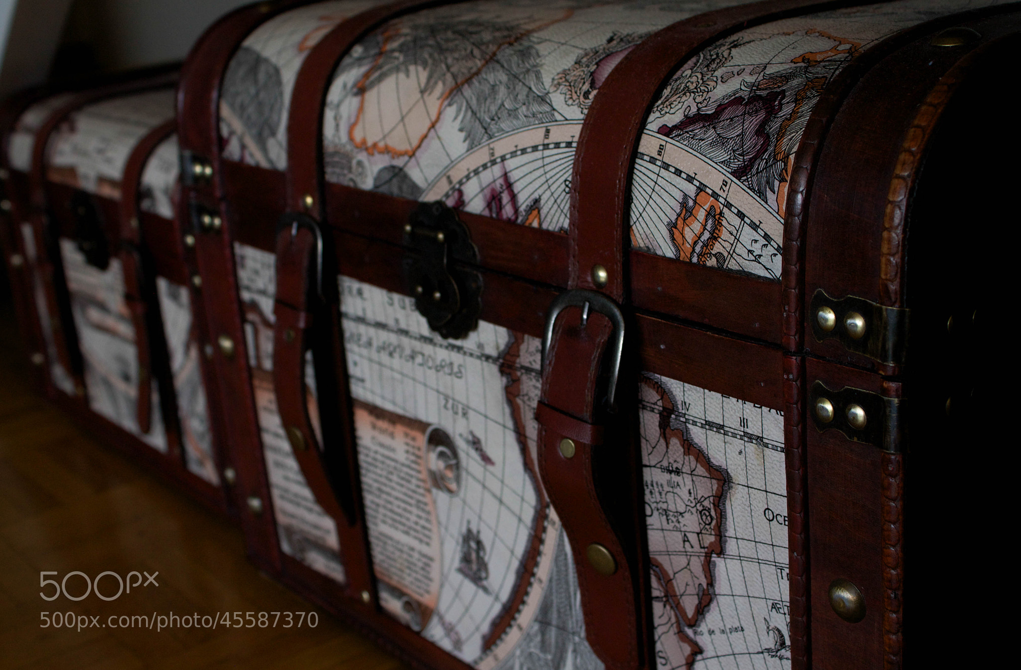 Photograph Travel box by Aerni Adeline on 500px