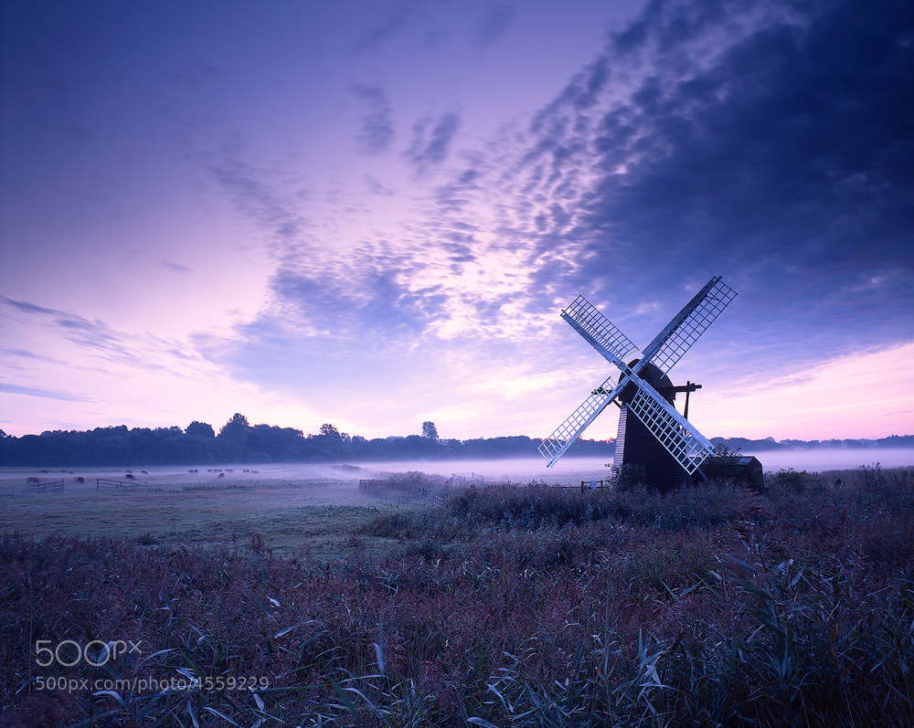 Photograph Dawn, Herringfleet Mill by Edward Fury on 500px