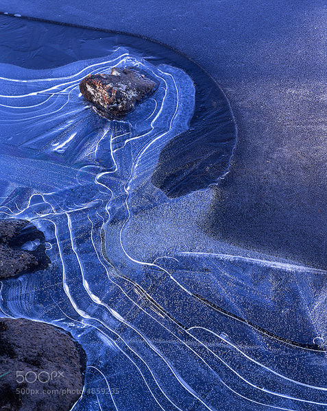 Photograph Contours In Ice by Edward Fury on 500px