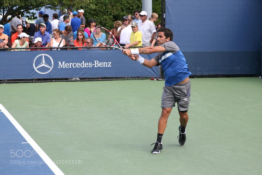 Maximo Gonzalez - US Open 2013