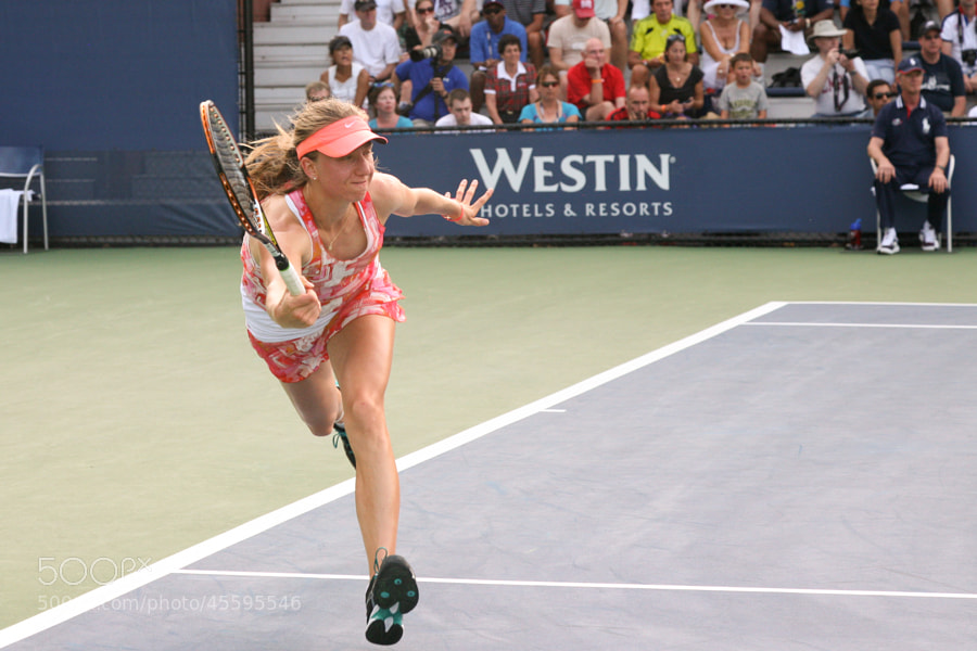 Mona Barthel - US Open 2013
