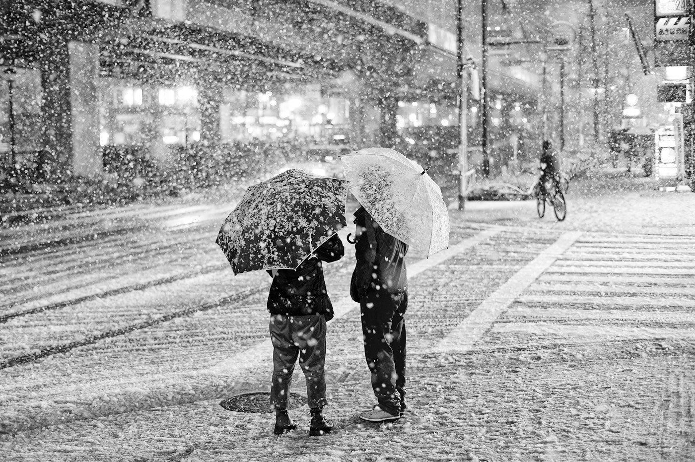 Photograph Snow by Justin Choulochas on 500px