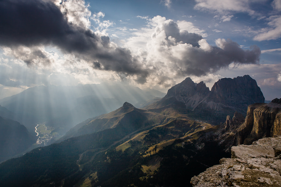 Photograph Dolomites! by Hans Kruse on 500px