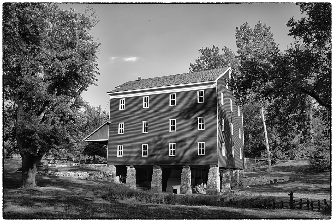 Photograph Adams Mill by James Hilliard on 500px