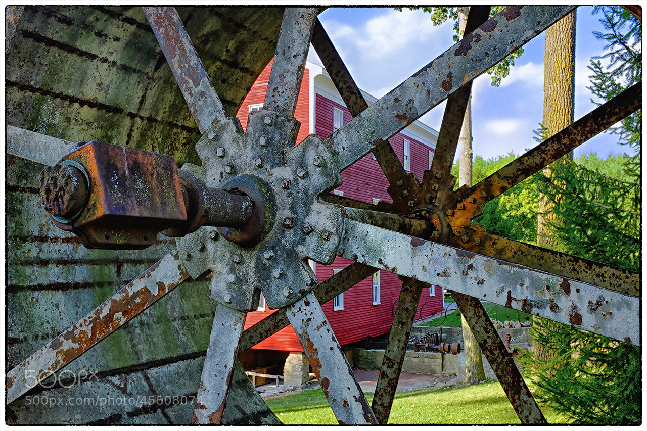 Photograph Adams Mill, IN by James Hilliard on 500px