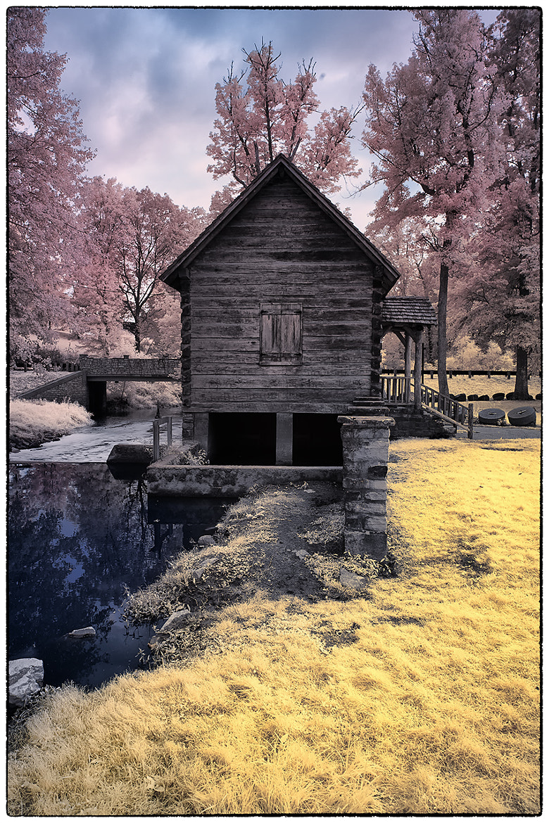 Photograph McHargue Mill by James Hilliard on 500px