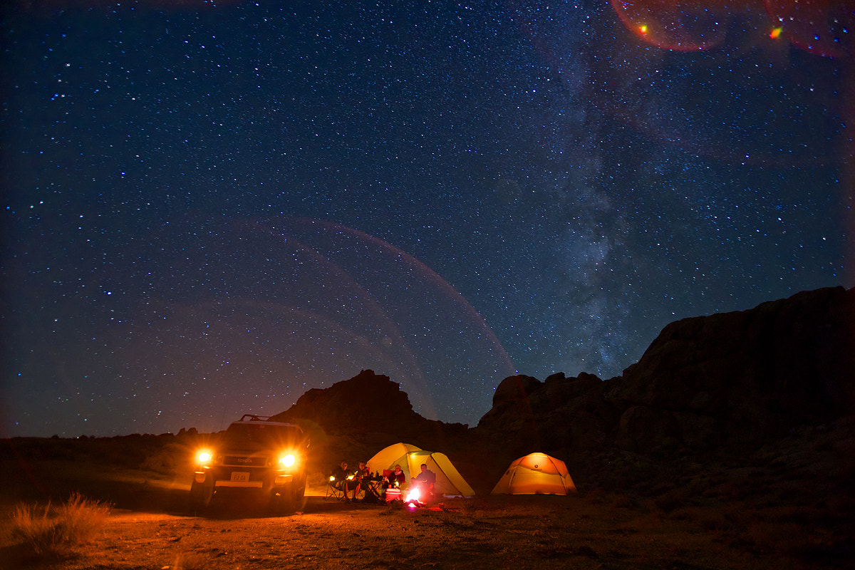 Photograph Camping by Evgeny Vasenev on 500px