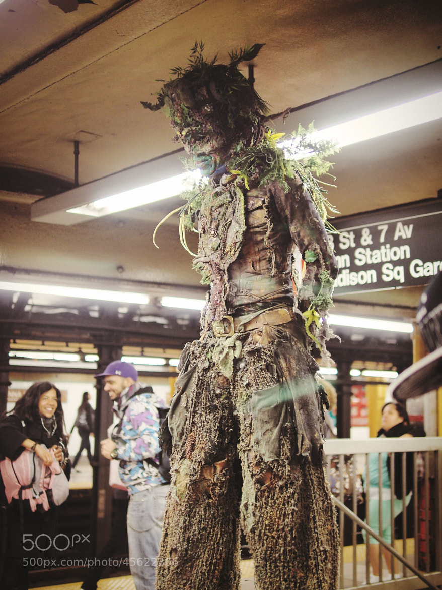 Photograph Tree man by Napier Lopez on 500px