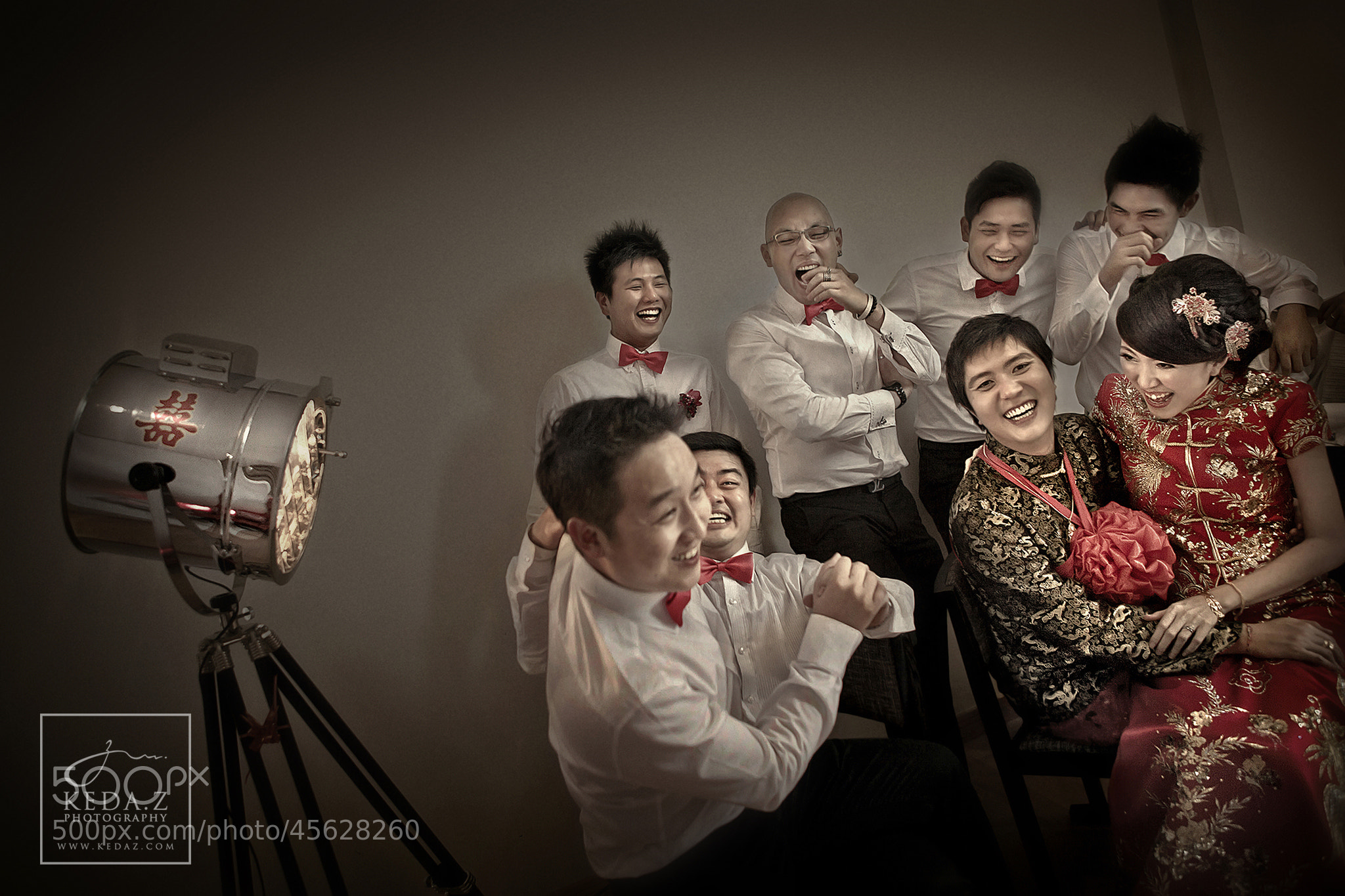 Photograph Fun Wedding by Keda.Z Feng on 500px