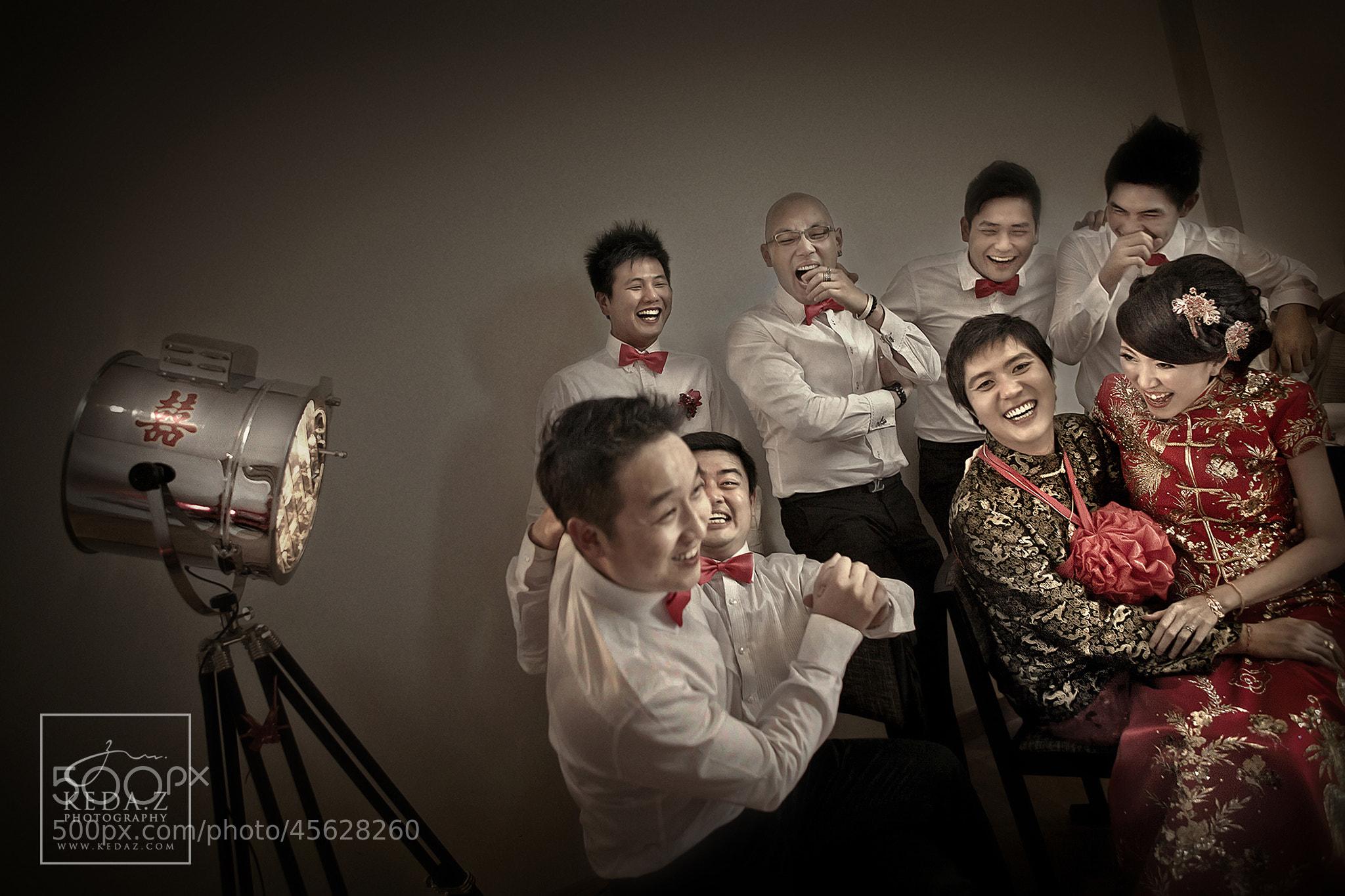 Photograph Fun Wedding by Keda.Z Feng on 500px