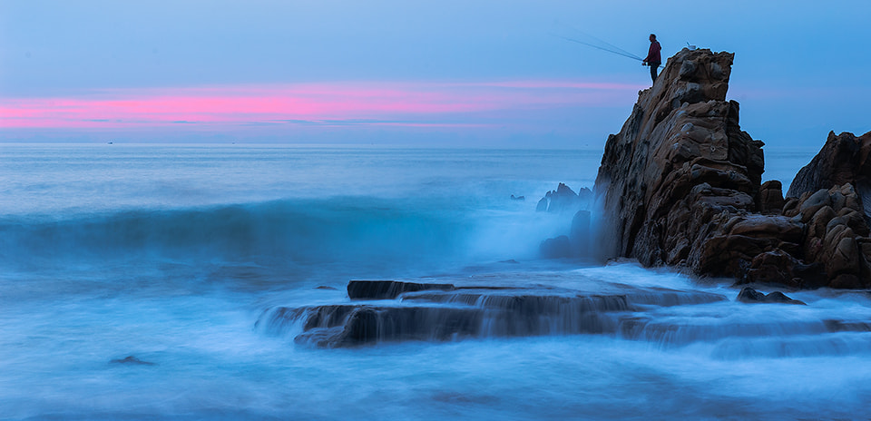 Photograph The fisherman by Manel Galera on 500px