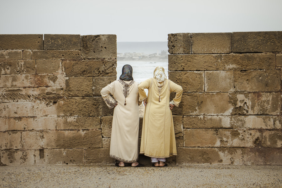 Essaouira - The sea watchers by Amine Fassi on 500px.com