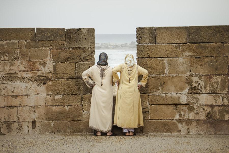 Essaouira - The sea watchers by Amine Fassi on 500px.com
