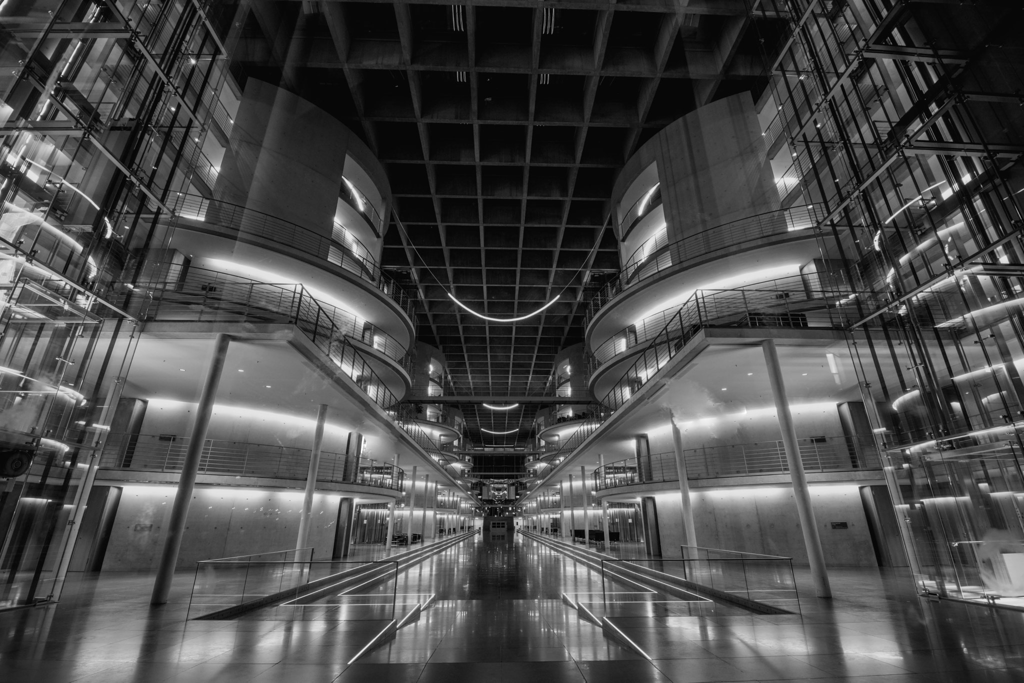Photograph Paul-Löbe-Haus by Christian Leipner on 500px
