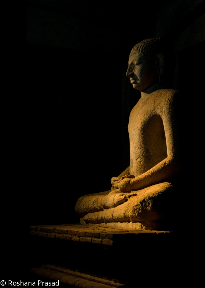 Photograph Samadhi buddha statue by Roshana Prasad on 500px
