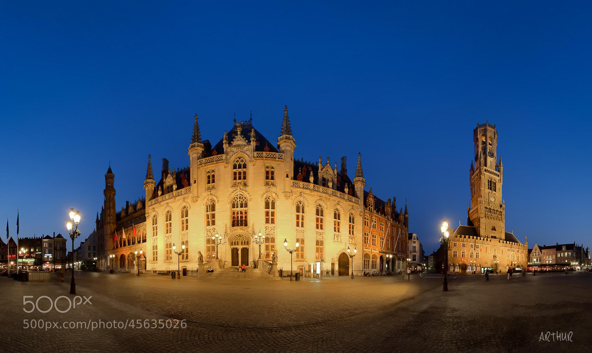 Photograph Grote Markt by Arthur Brunner on 500px