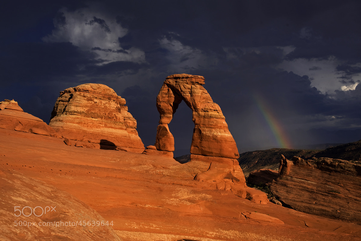 Photograph Delicate Rainbow by Michael Hubrich on 500px