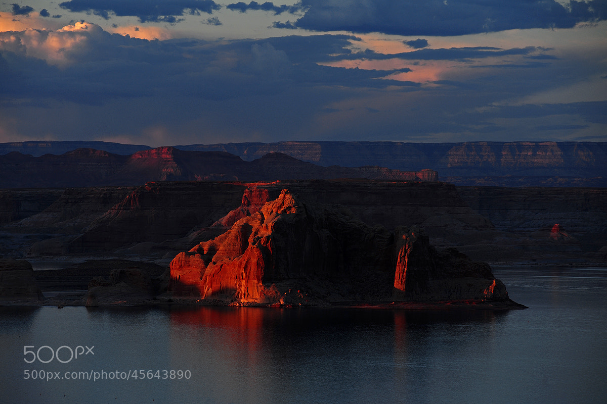 Photograph Lake Powell by Michael Hubrich on 500px