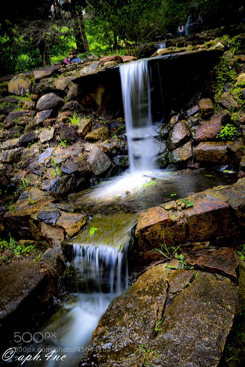 Photograph Waterfall at Araluen Botanic Park by Andri Heriyanto on 500px