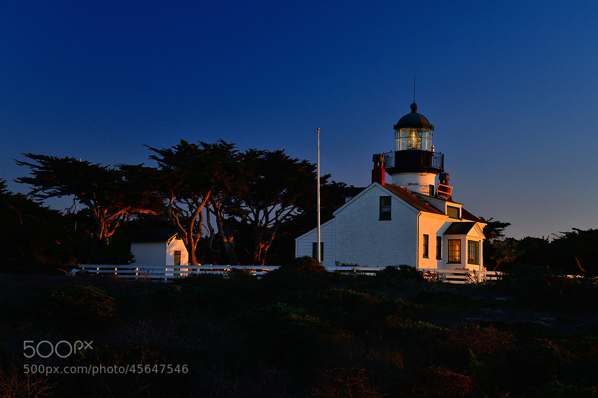 Photograph Lighthouse by Michael Hubrich on 500px