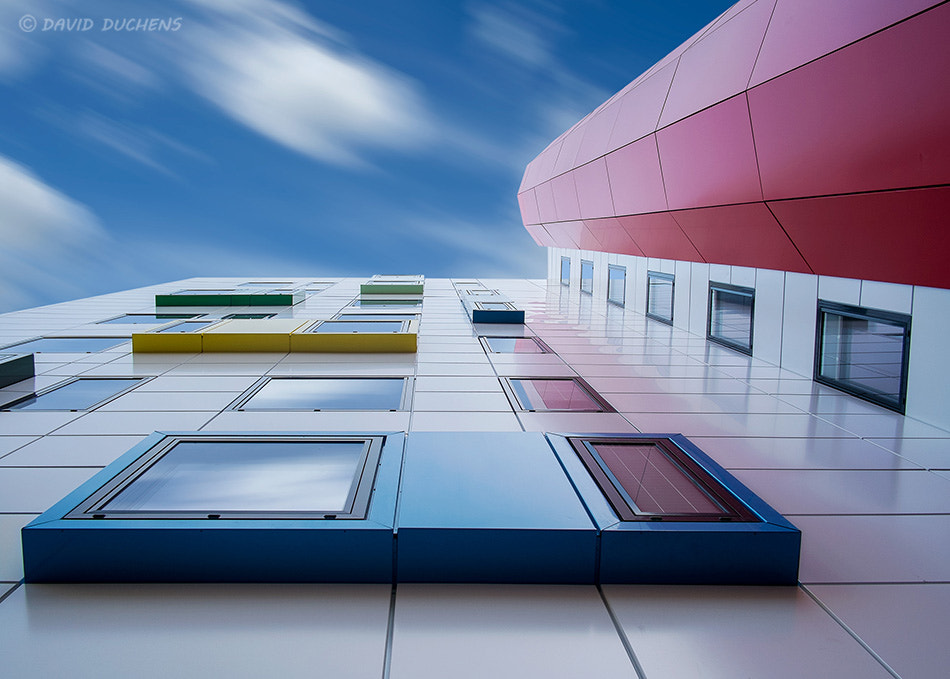 Photograph Colored perspective by David Duchens on 500px