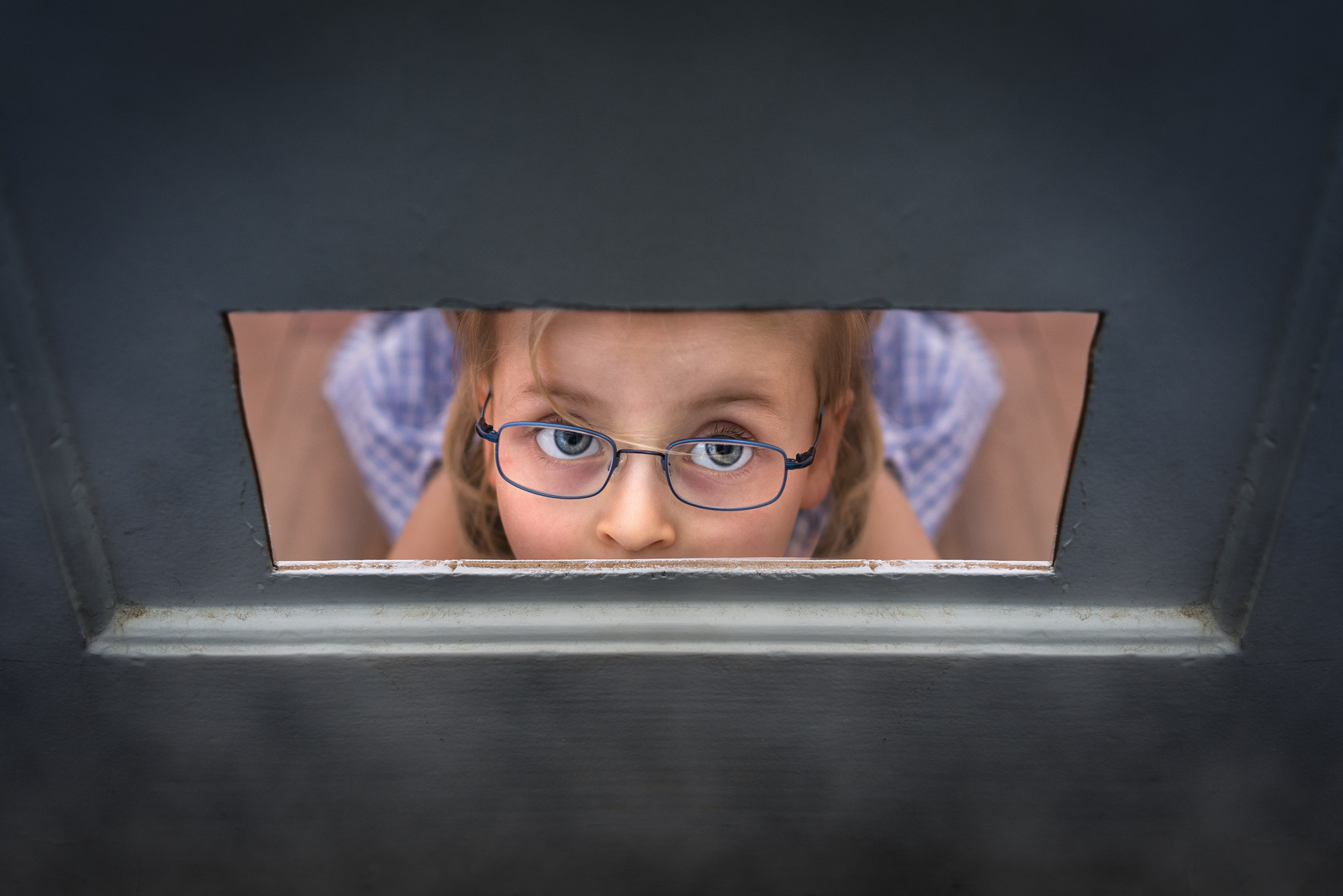 Photograph Peeping Lou by John Wilhelm is a photoholic on 500px