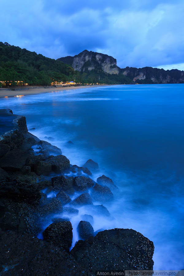 Photograph Ao Nang Storm by Anton Averin on 500px