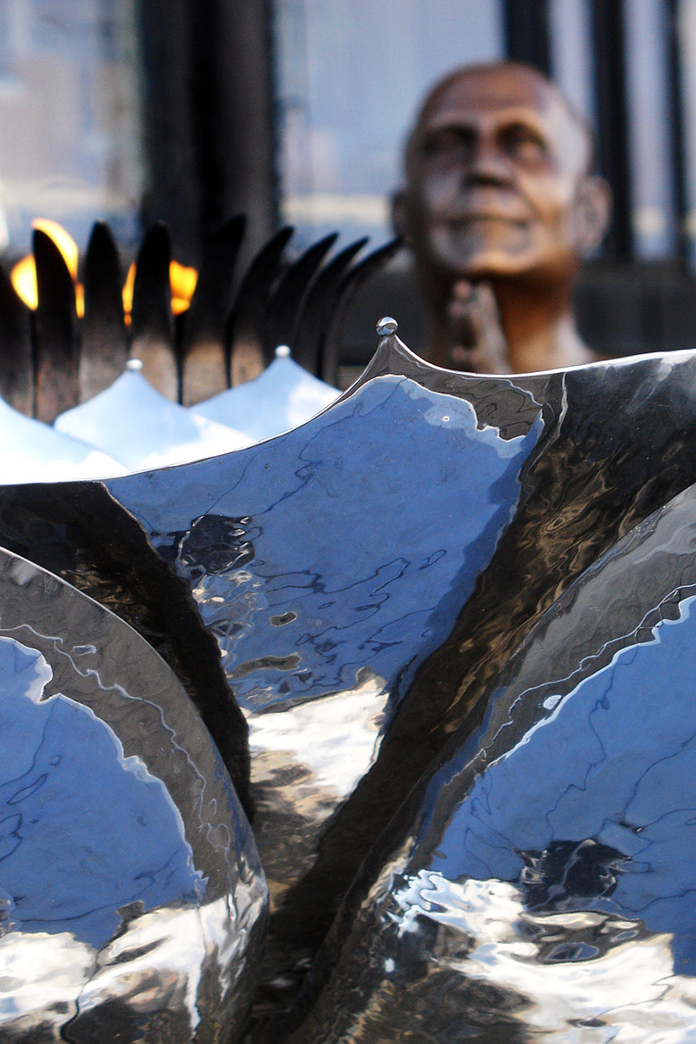 Photograph Eternal Peace Flame by Anja Carst on 500px