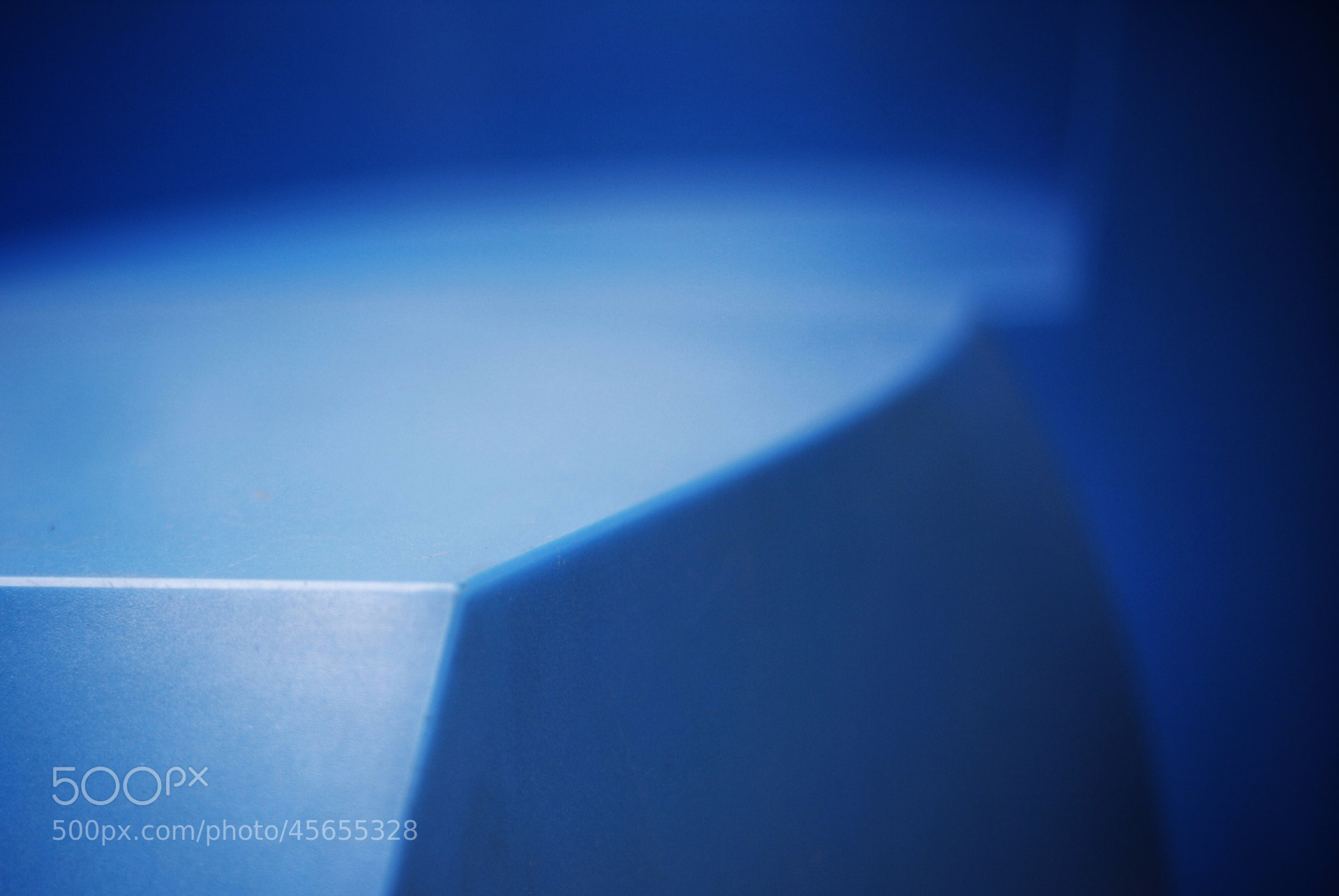 Photograph Feelin Blue by Paul Bartell on 500px